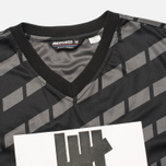 Мужская футболка Undefeated Hooligan Jersey Black фото- 2