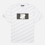 Мужская футболка Undefeated Hooligan Jersey White фото- 0