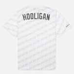 Мужская футболка Undefeated Hooligan Jersey White фото- 1