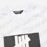Мужская футболка Undefeated Hooligan Jersey White фото- 2