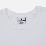 Мужская футболка Undefeated Laid Out White фото- 1