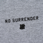 Мужская футболка Undefeated No Surrender Grey Heather фото- 2