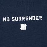 Мужская футболка Undefeated No Surrender Navy фото- 2