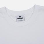Мужская футболка Undefeated No Surrender White фото- 1