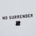 Мужская футболка Undefeated No Surrender White фото- 2