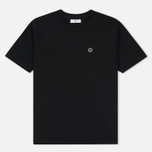 Мужская футболка Undefeated Panel Slub Crew Black фото- 0