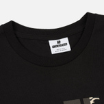 Мужская футболка Undefeated Patchwork Strike Black фото- 1