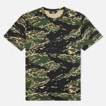 Мужская футболка Undefeated Regiment SS Camo фото- 0