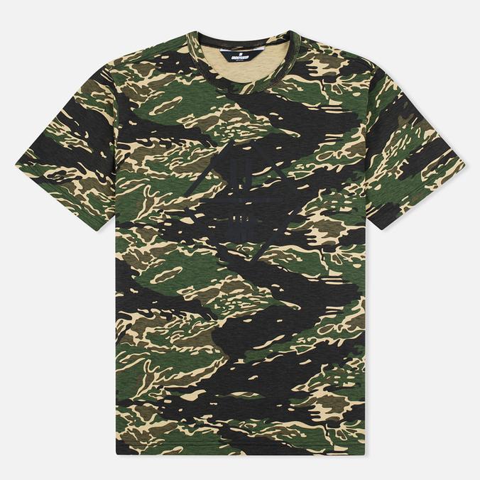 Мужская футболка Undefeated Regiment SS Camo