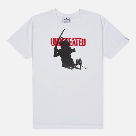 Мужская футболка Undefeated Shadow Blades White