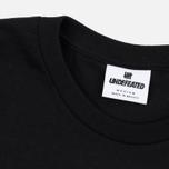 Мужская футболка Undefeated Static Strike Black фото- 1