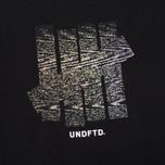 Мужская футболка Undefeated Static Strike Black фото- 3