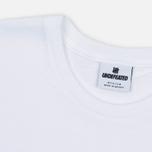 Мужская футболка Undefeated Static Strike White фото- 1