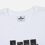 Мужская футболка Undefeated Static Strike White фото- 2