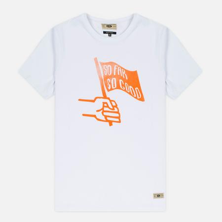 Мужская футболка Uniformes Generale Atelier Vintage White