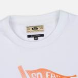 Uniformes Generale Atelier Men's T-shirt Vintage White photo- 2
