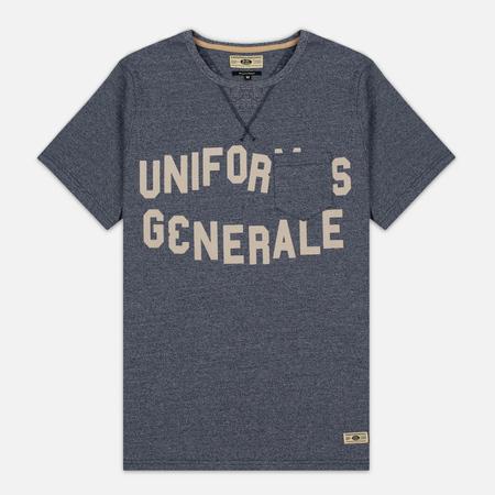 Мужская футболка Uniformes Generale Belushi Indigo