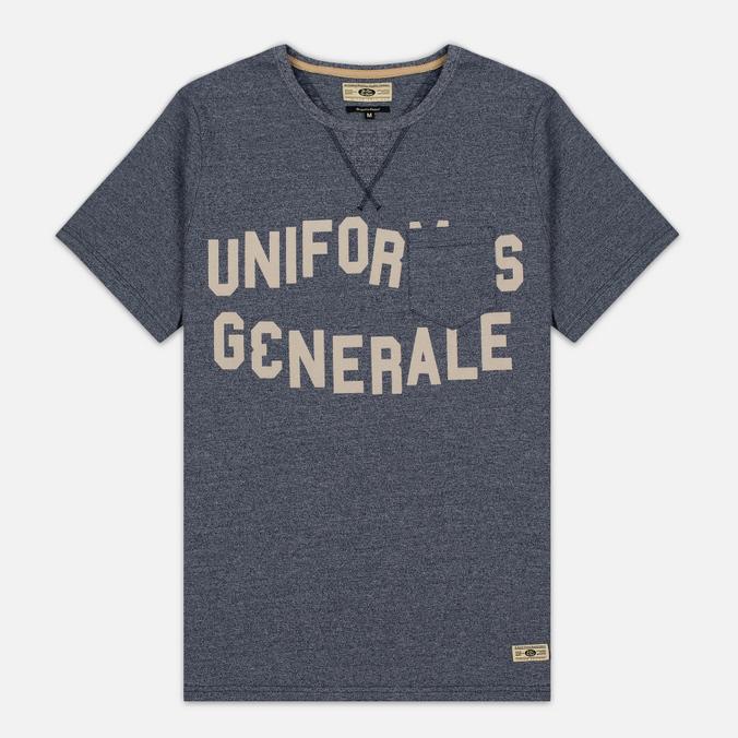 Uniformes Generale Belushi Men's T-shirt Indigo
