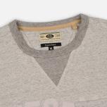 Мужская футболка Uniformes Generale Belushi Tea Grey Melange фото- 2