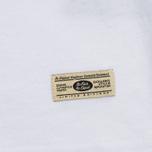 Мужская футболка Uniformes Generale Brain Bucket Tee Vintage White фото- 3