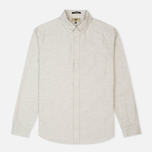 Мужская рубашка Uniformes Generale Daikanyama Button Down Ecru фото- 0