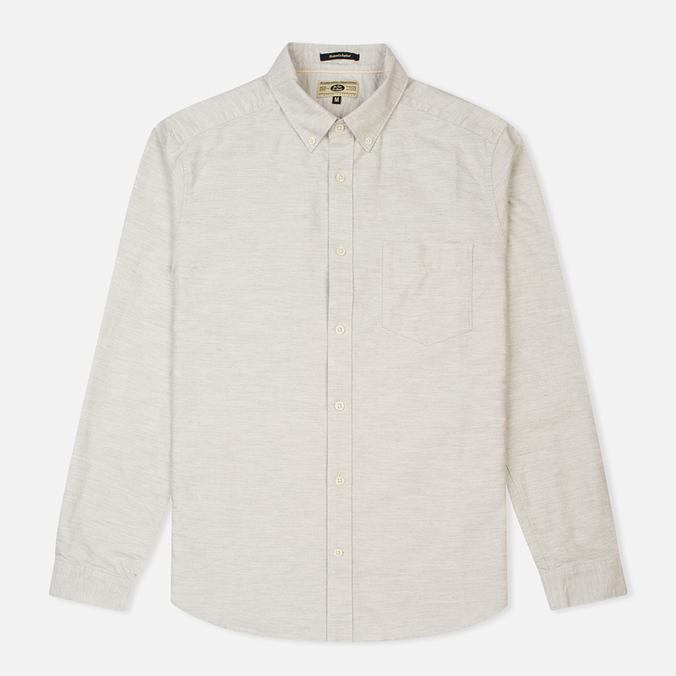 Мужская рубашка Uniformes Generale Daikanyama Button Down Ecru