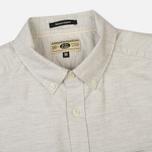 Мужская рубашка Uniformes Generale Daikanyama Button Down Ecru фото- 1