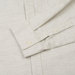Мужская рубашка Uniformes Generale Daikanyama Button Down Ecru фото- 3