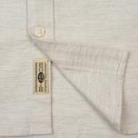 Мужская рубашка Uniformes Generale Daikanyama Button Down Ecru фото- 4