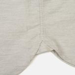 Мужская рубашка Uniformes Generale Daikanyama Button Down Ecru фото- 5