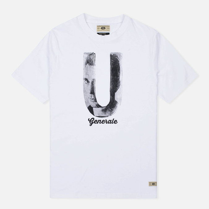 Uniformes Generale Jack Men's T-shirt White