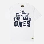 Мужская футболка Uniformes Generale Mad Ones White фото- 0