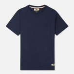 Мужская футболка Uniformes Generale Pocket Navy фото- 0