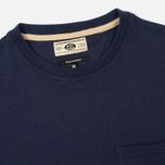 Мужская футболка Uniformes Generale Pocket Navy фото- 1