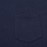 Мужская футболка Uniformes Generale Pocket Navy фото- 2