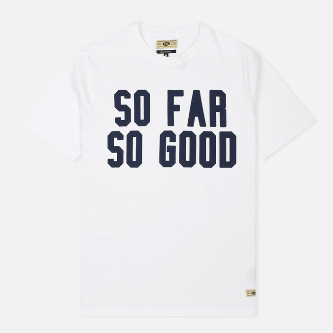 Uniformes Generale So Far So Good 43 Men's T-shirt White
