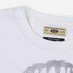 Мужская футболка Uniformes Generale Trampled Souls Vintage White фото- 1