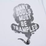 Мужская футболка Uniformes Generale Trampled Souls Vintage White фото- 3