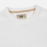 Мужская футболка Uniformes Generale Varsity Intial Old English White фото- 1