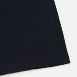 Мужская футболка Universal Works Embroidered Single Jersey Navy фото- 3