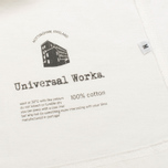Мужская футболка Universal Works Pocket Ecru Jersey фото- 4