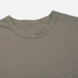 Мужская футболка Universal Works Pocket Jersey Dark Stone фото- 1
