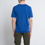 Мужская футболка Universal Works Pocket Jersey Royal Blue фото- 5