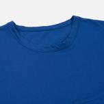 Мужская футболка Universal Works Pocket Jersey Royal Blue фото- 1
