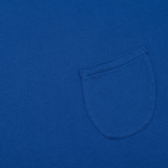 Мужская футболка Universal Works Pocket Jersey Royal Blue фото- 2