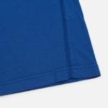 Мужская футболка Universal Works Pocket Jersey Royal Blue фото- 3