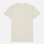 Мужская футболка Universal Works Pocket Jersey Sand Marl фото- 0