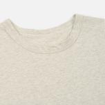 Мужская футболка Universal Works Pocket Jersey Sand Marl фото- 1