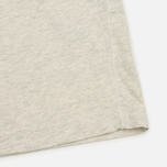 Мужская футболка Universal Works Pocket Jersey Sand Marl фото- 3