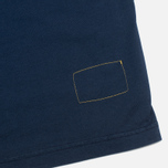 Мужская футболка Universal Works Pocket Navy Jersey фото- 2